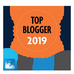 Top Blogger 2019 Award - From ERP Cloud Blog